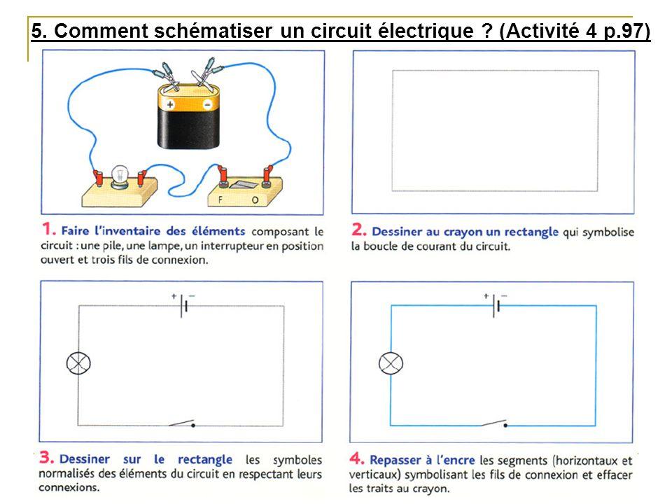 physique schematiser un circuit