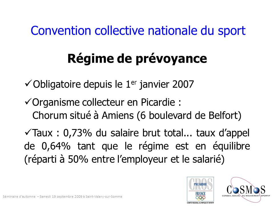 CONVRENTION COLLECTIVE NATTIONALE DES CASINOS
