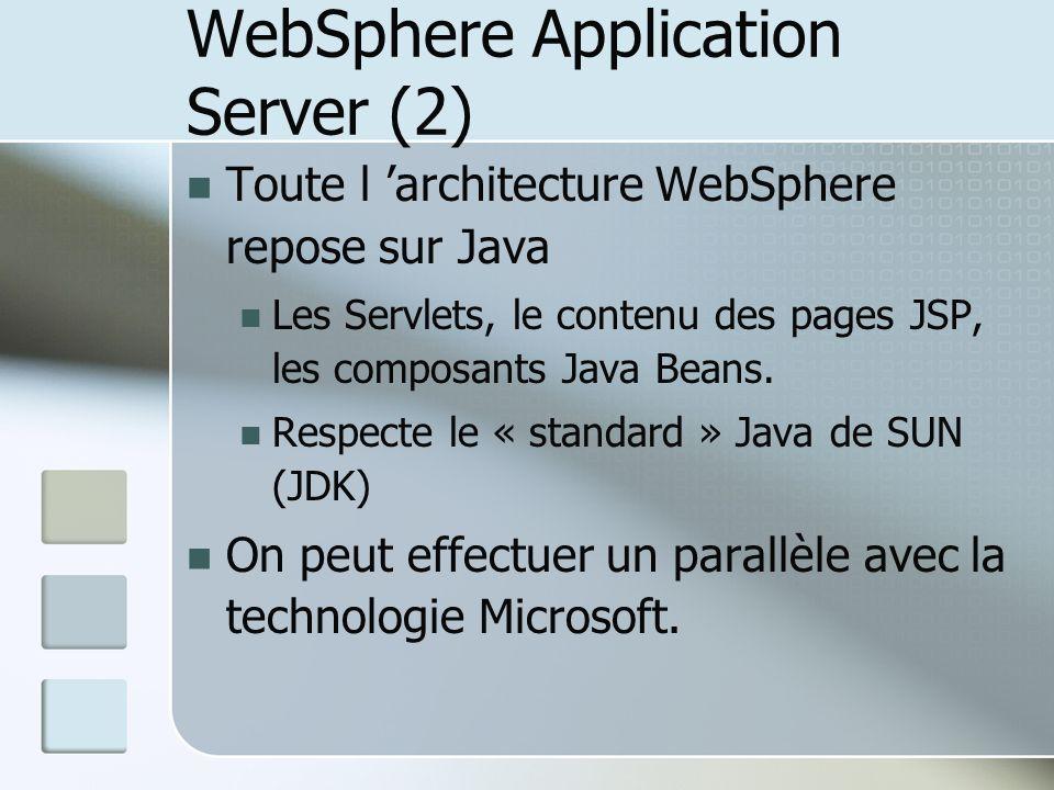 WebSphere Application Server (2)