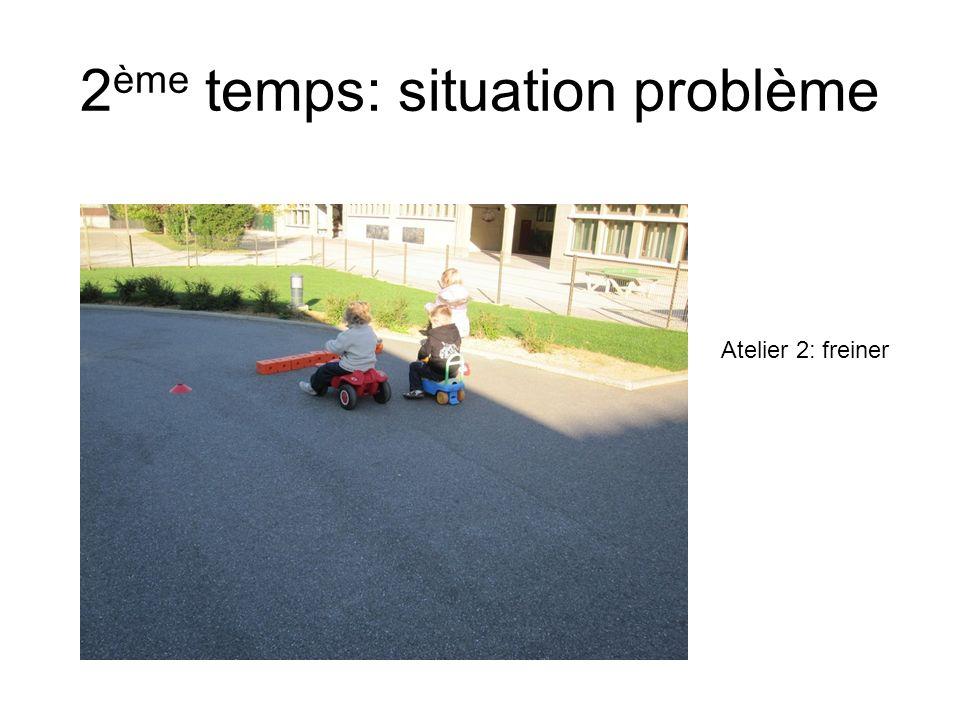 2ème temps: situation problème