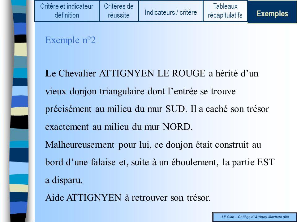 J.P Clad - Collège d 'Attigny-Machaut (08)