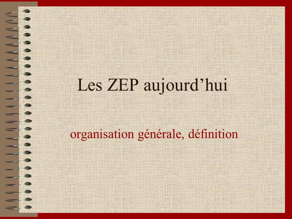 organisation générale, définition
