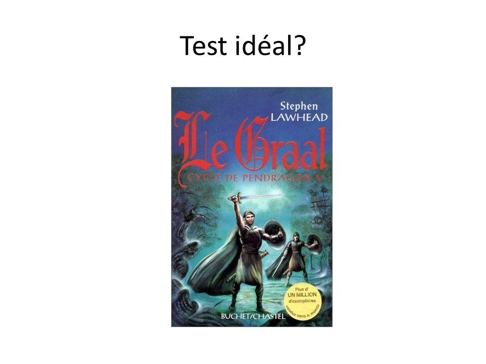 Test idéal