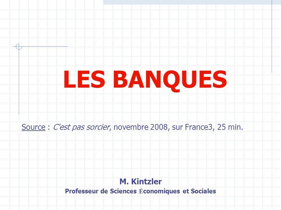Professeur de Sciences Économiques et Sociales