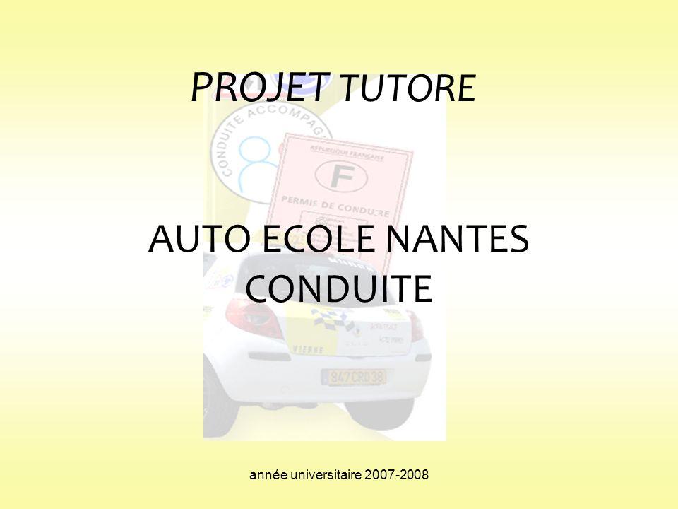 AUTO ECOLE NANTES CONDUITE