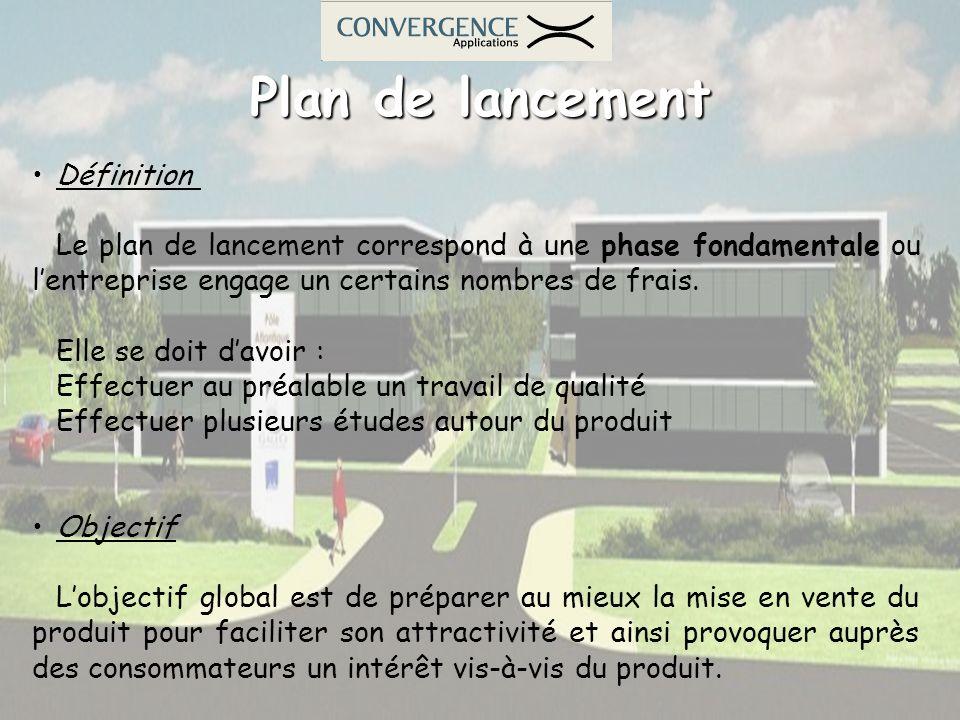 Plan de lancement Définition