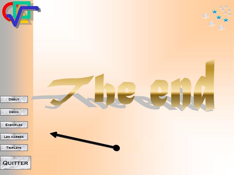 The end Clique là bas
