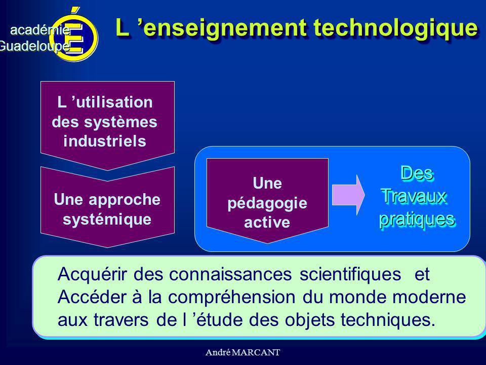L 'enseignement technologique
