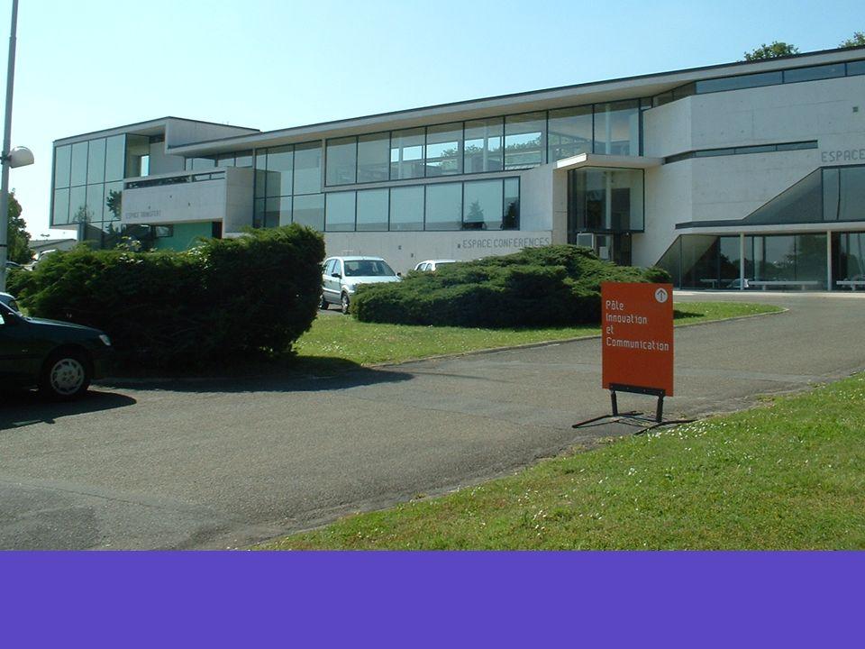 L'INRIA Un institut de recherche au cœur de la société de l'information