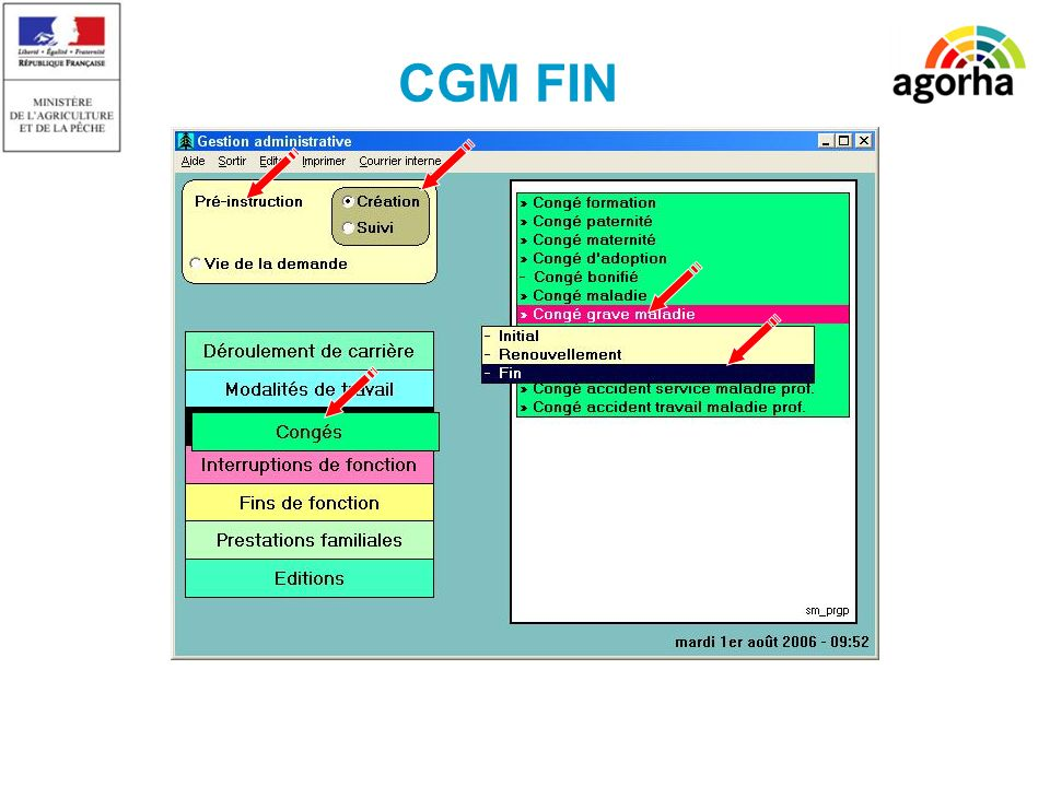 CGM FIN