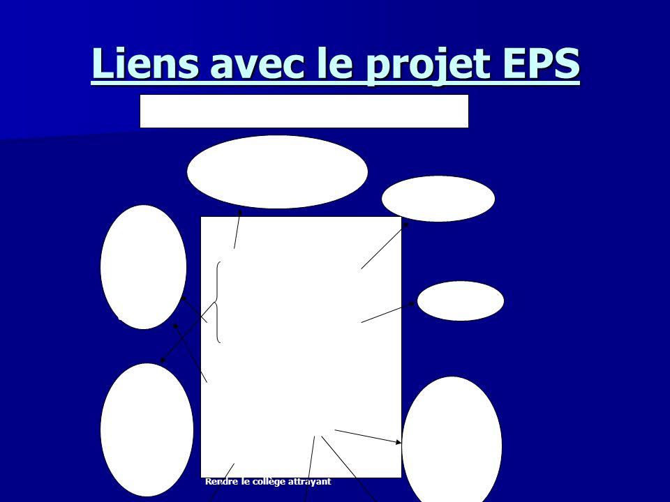 Liens avec le projet EPS