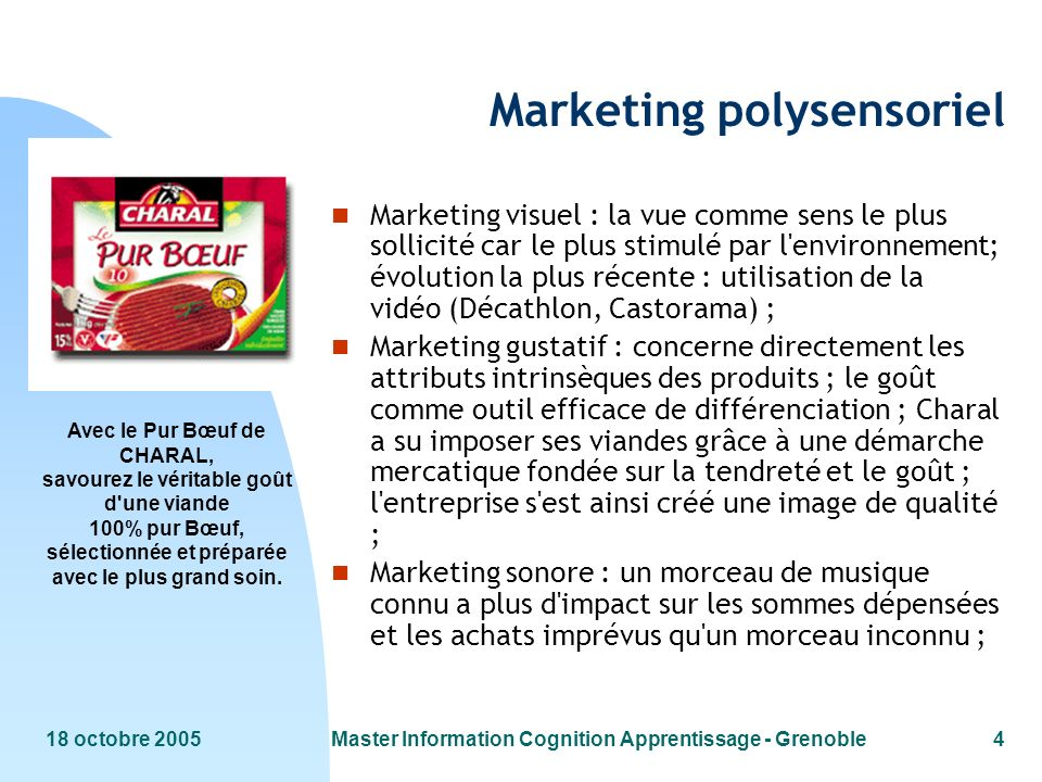 Marketing polysensoriel