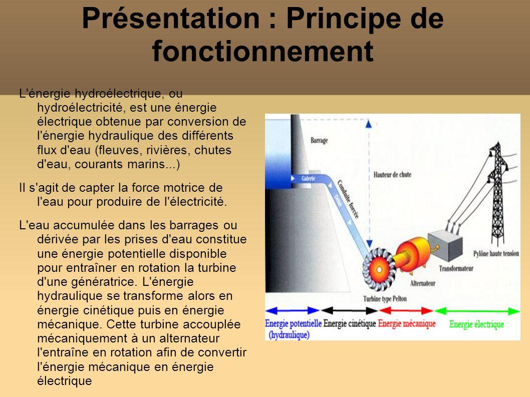 Très L'énergie hydroélectrique. - ppt video online télécharger NF55