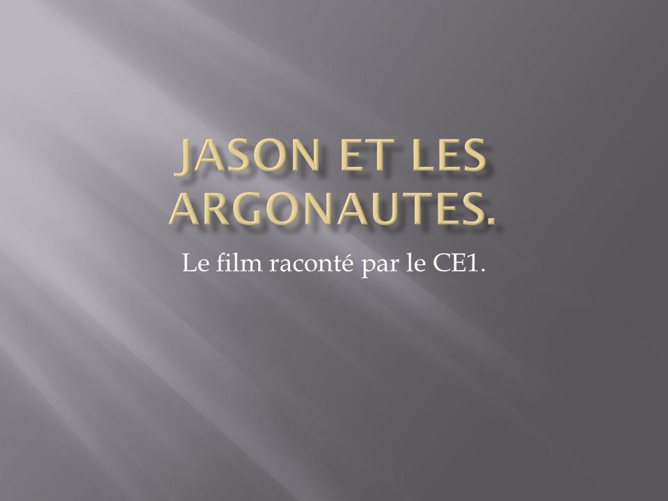 Jason et les argonautes.