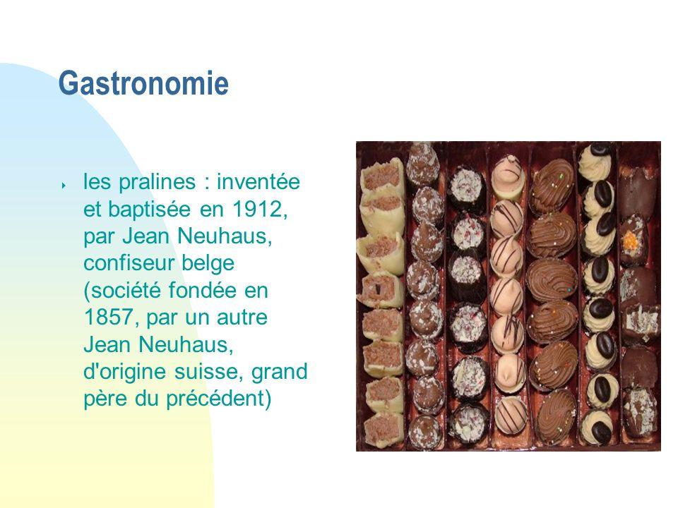04/01/07 Gastronomie.
