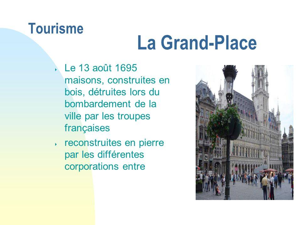 Tourisme La Grand-Place