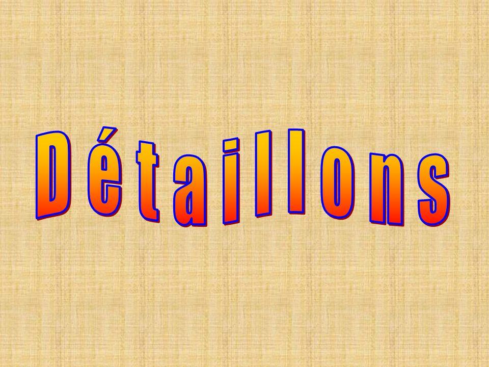 Détaillons