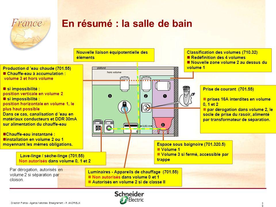 en rsum la salle de bain - Volume 2 Salle De Bain