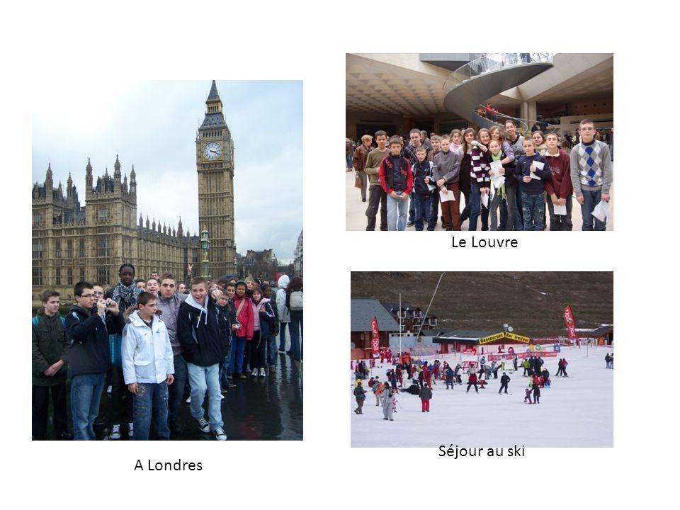 Le Louvre Séjour au ski A Londres