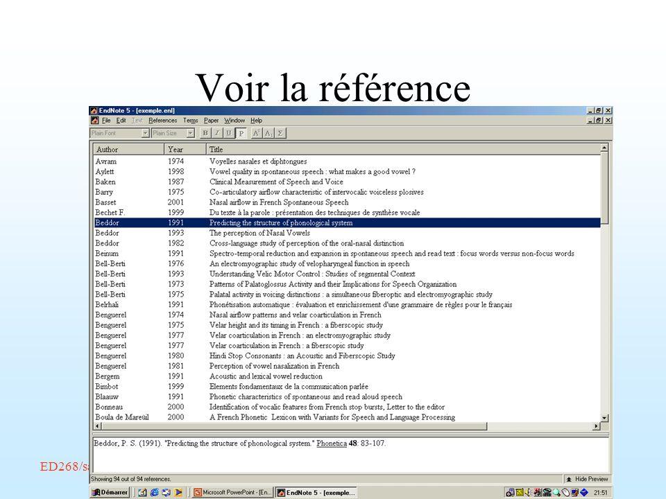 Voir la référence ED268/savoir-faire/Février 2002/Endnote/A. Amelot