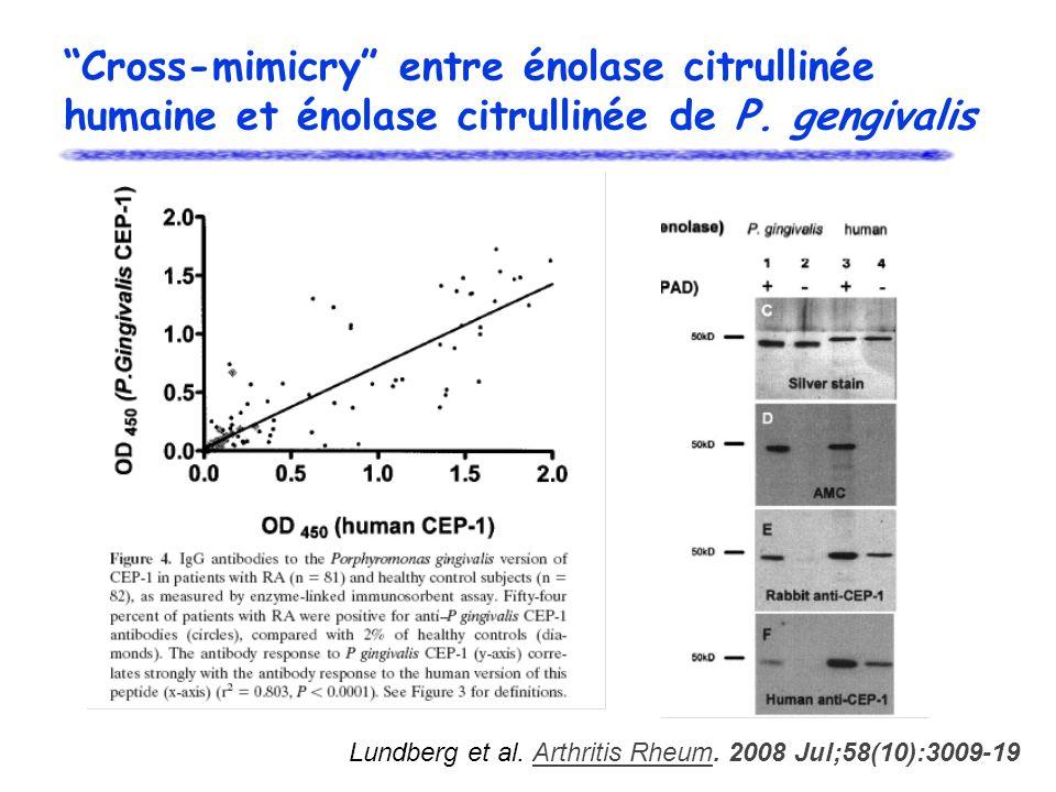 Lundberg et al. Arthritis Rheum. 2008 Jul;58(10):3009-19