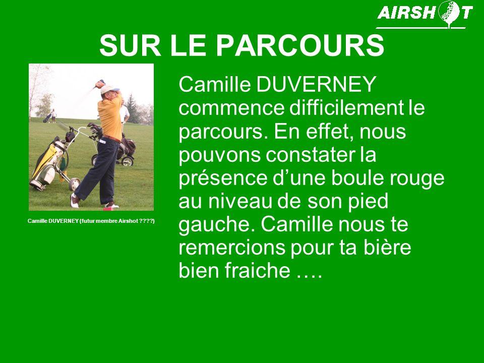 Camille DUVERNEY (futur membre Airshot )