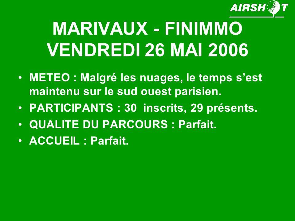 MARIVAUX - FINIMMO VENDREDI 26 MAI 2006