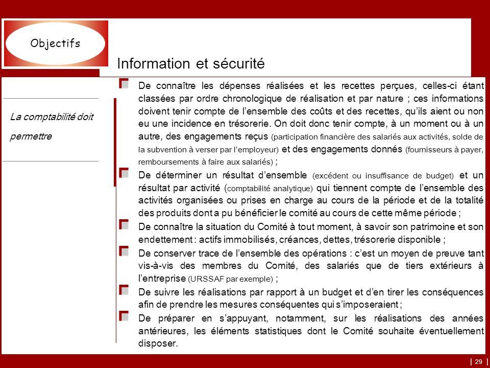 Information et sécurité