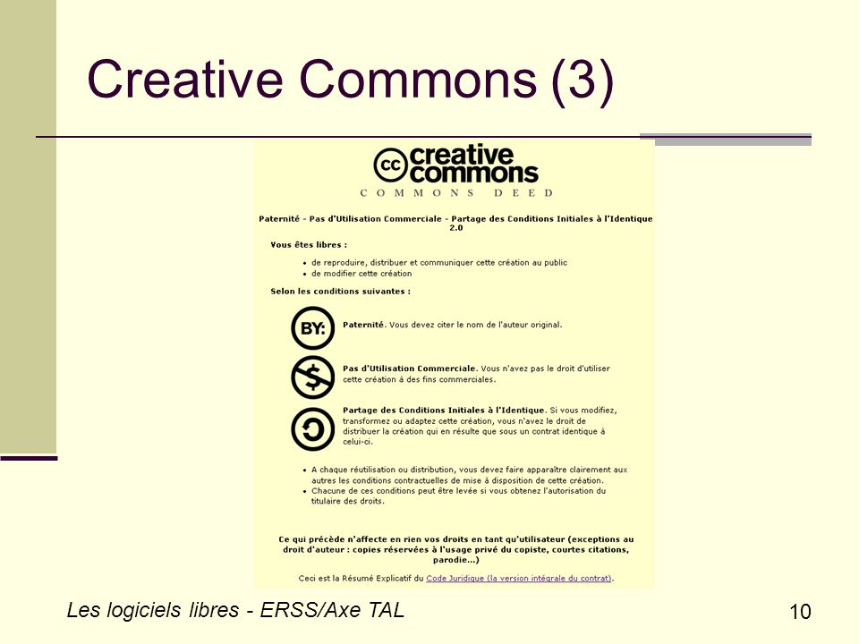 Creative Commons (3)