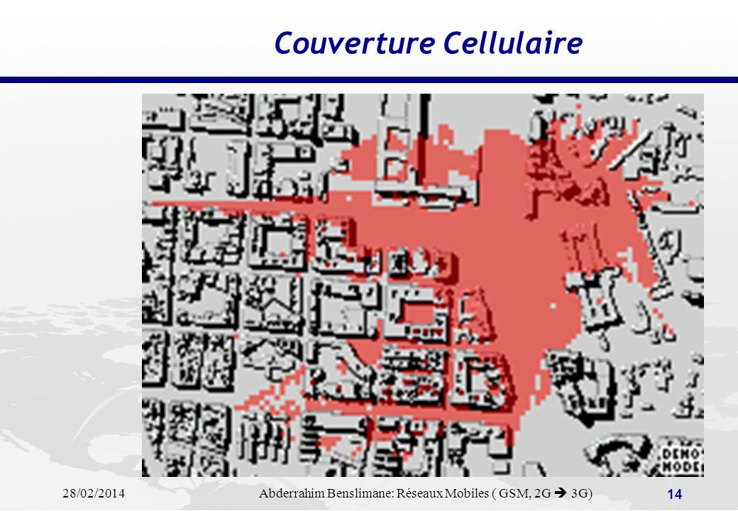 Couverture Cellulaire