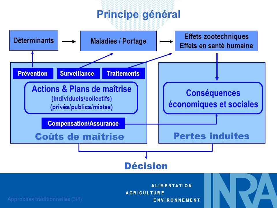 Principe général Actions & Plans de maîtrise