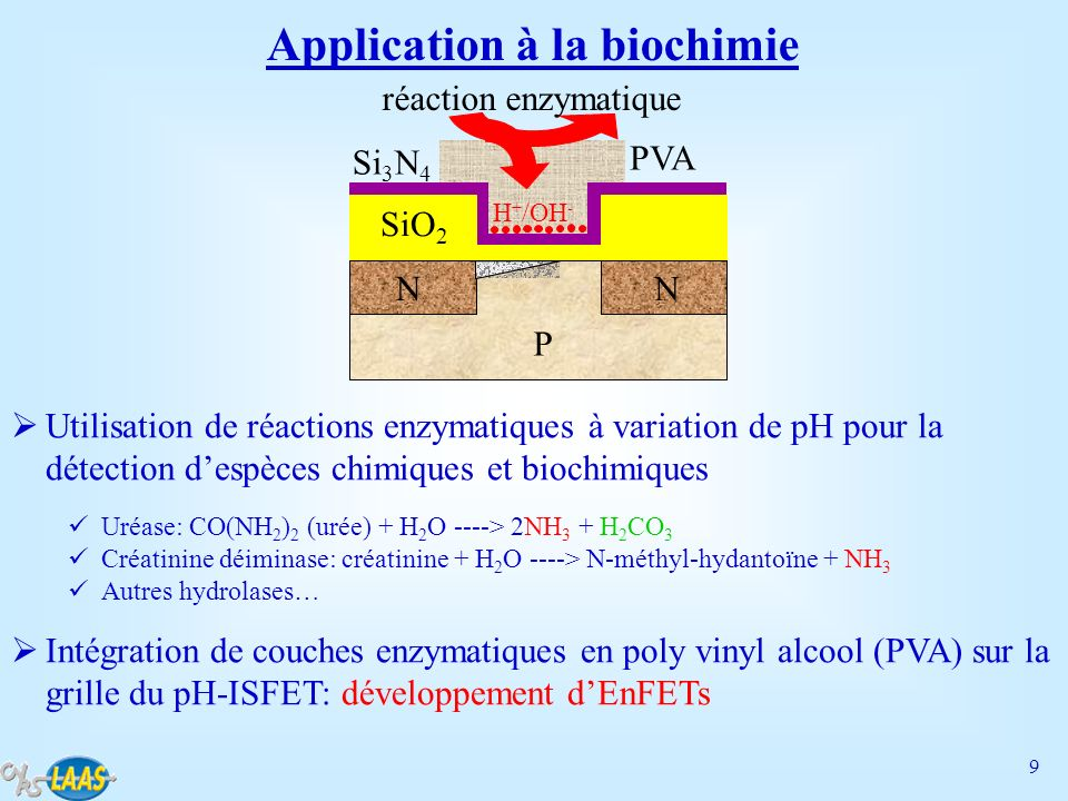 Application à la biochimie