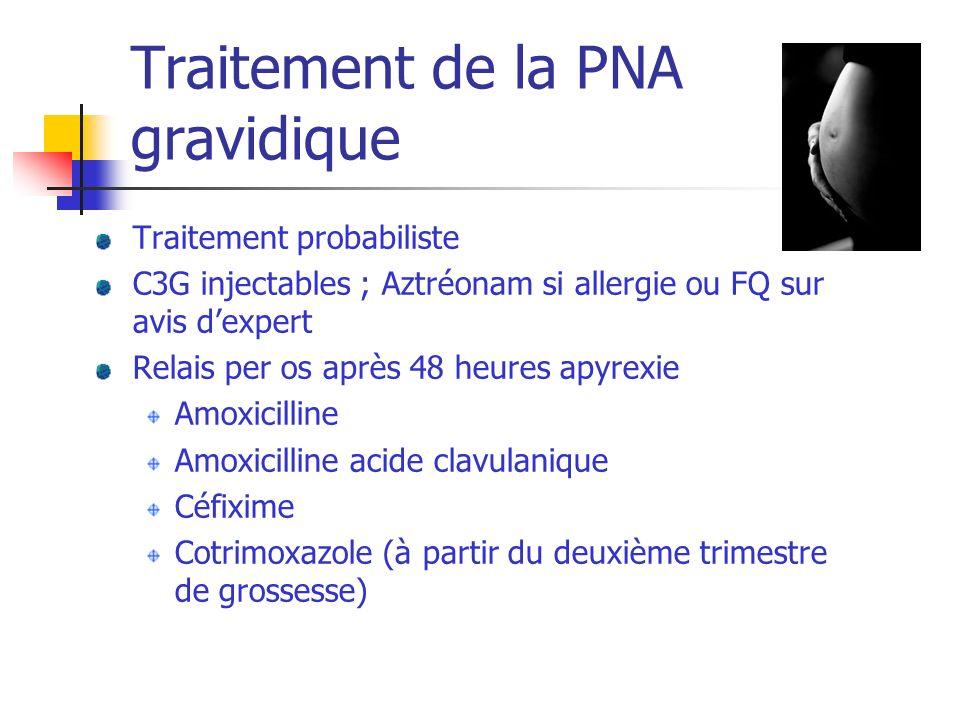 Traitement de la PNA gravidique