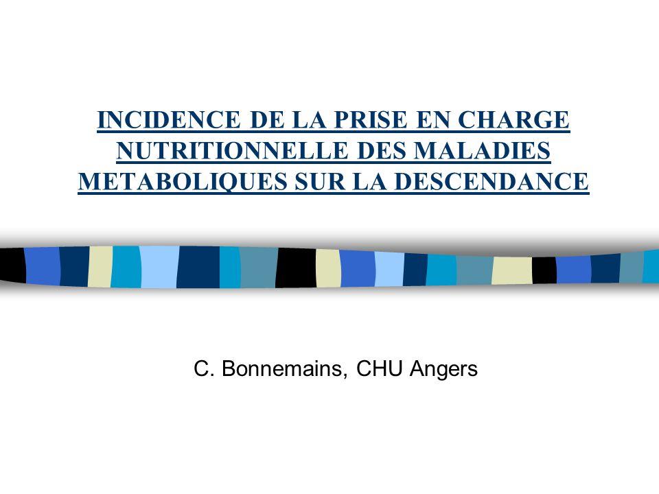 C. Bonnemains, CHU Angers