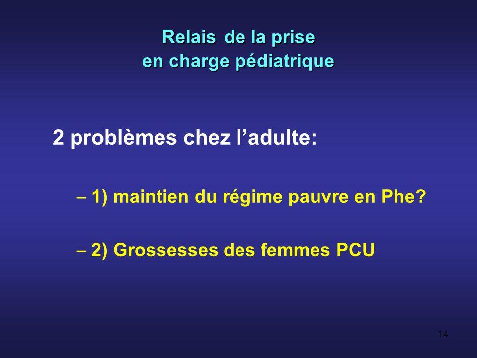 Relais de la prise en charge pédiatrique