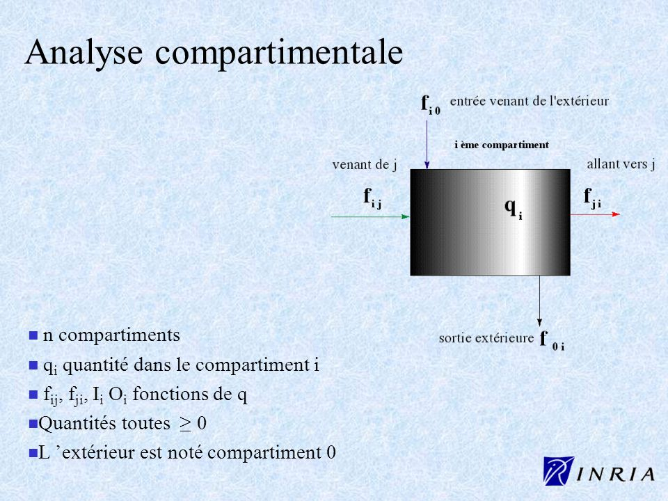 Analyse compartimentale