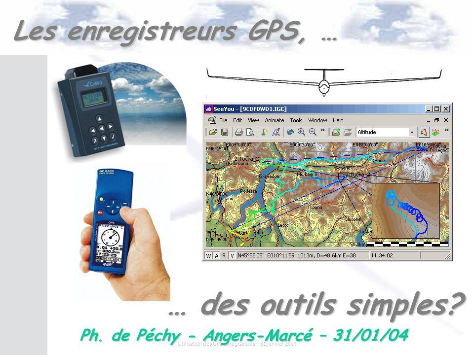 Ph. de Péchy - Angers-Marcé – 31/01/04
