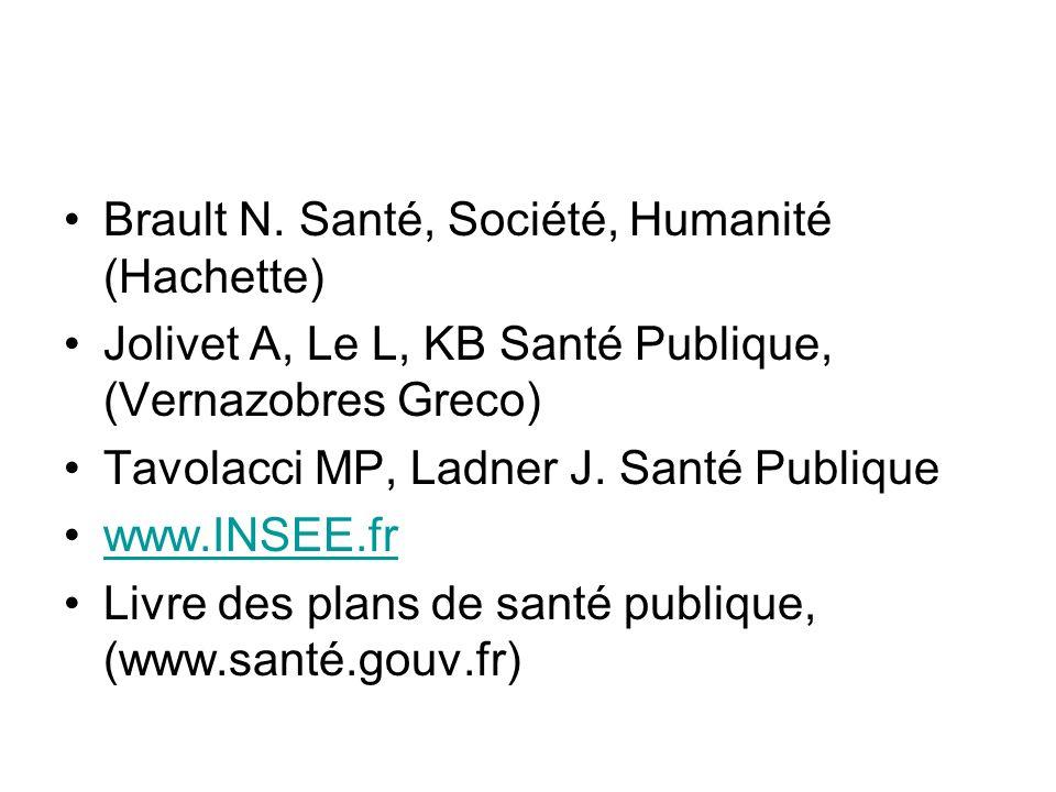 Brault N. Santé, Société, Humanité (Hachette)