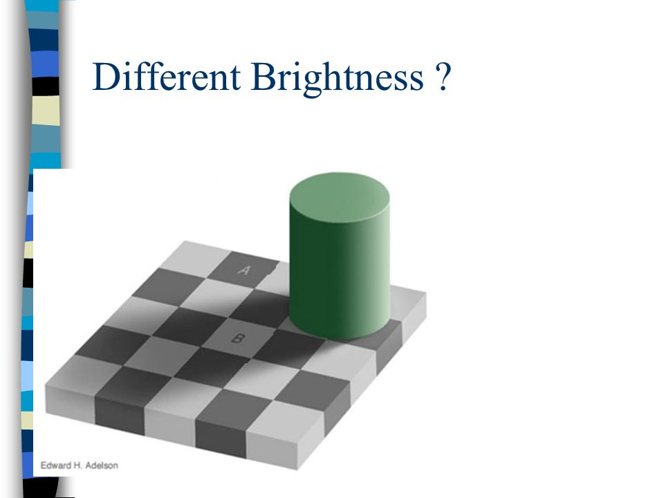 Different Brightness