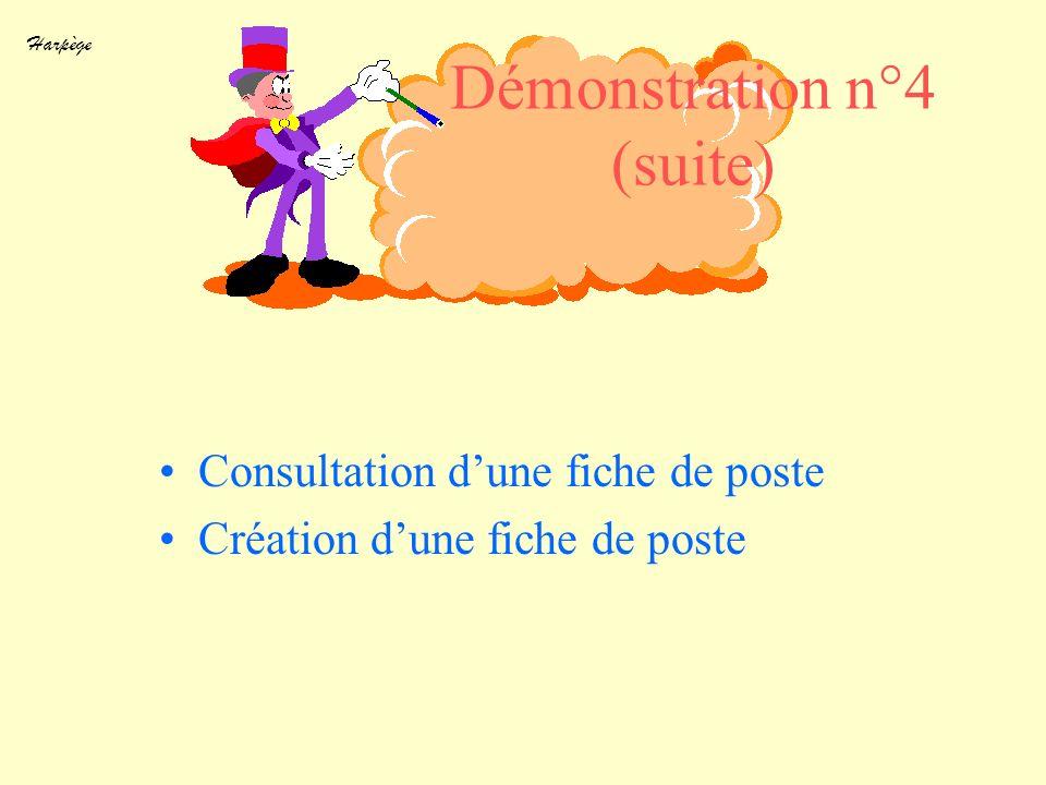 Démonstration n°4 (suite)