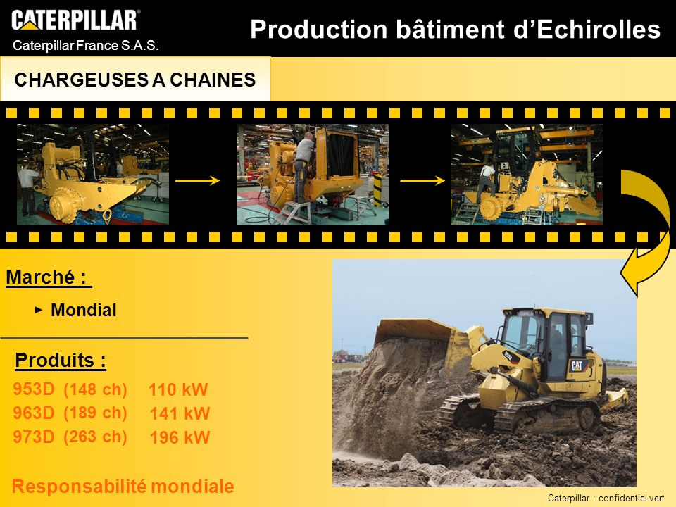 Production bâtiment d'Echirolles