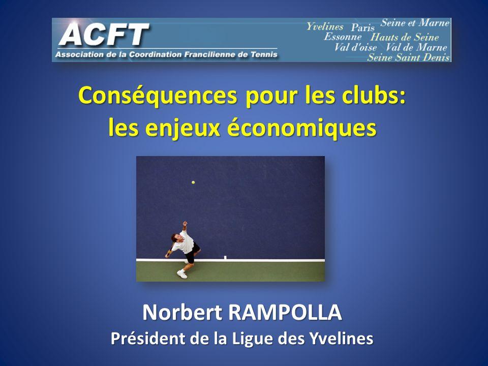 Conséquences pour les clubs: les enjeux économiques