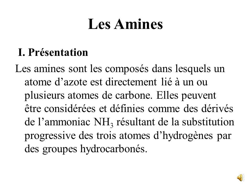 Les Amines