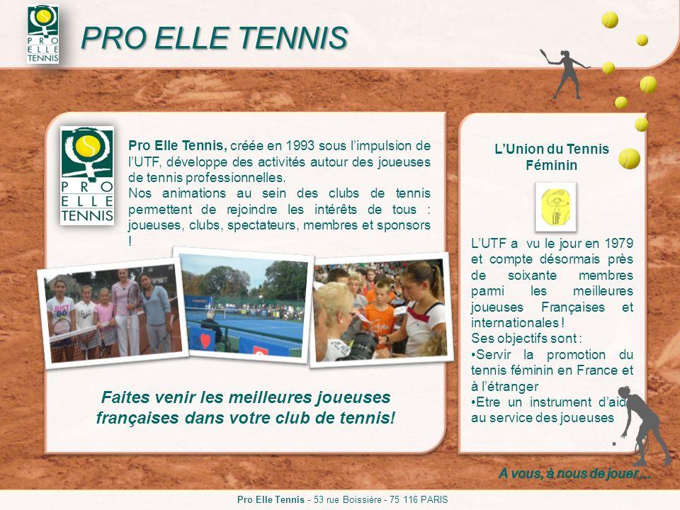 L'Union du Tennis Féminin