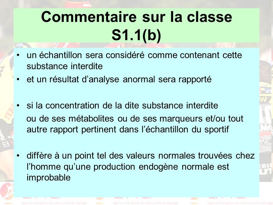 Commentaire sur la classe S1.1(b)