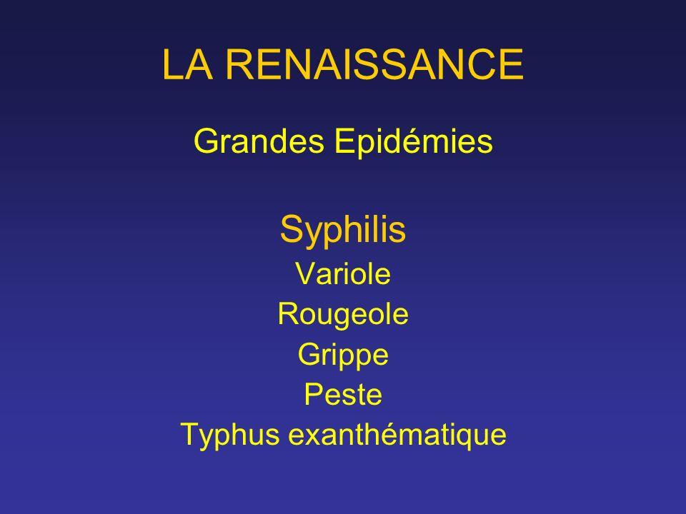 Typhus exanthématique