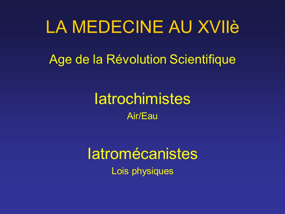 Age de la Révolution Scientifique