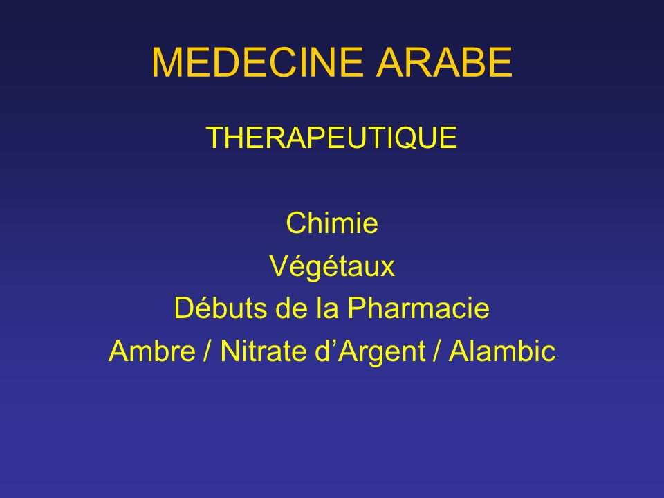 Ambre / Nitrate d'Argent / Alambic