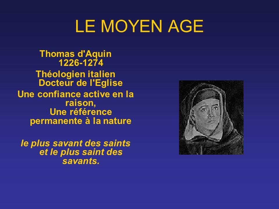 Théologien italien Docteur de l Eglise