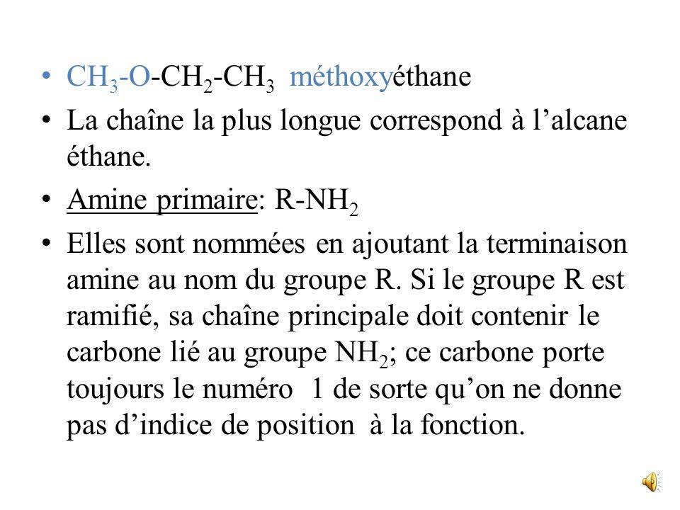 CH3-O-CH2-CH3 méthoxyéthane
